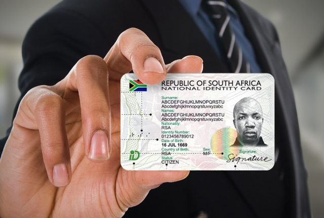 South Africa's new Smart ID card: one of the most advanced in the world. (Image: My Broadband)